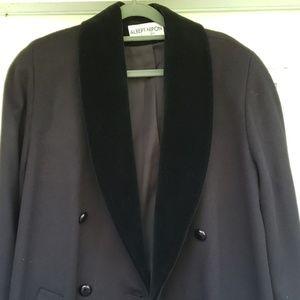Albert Nipon 100%Wool Coat